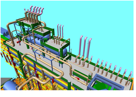 Pipe Rack / Pipe Track – Design and Engineering